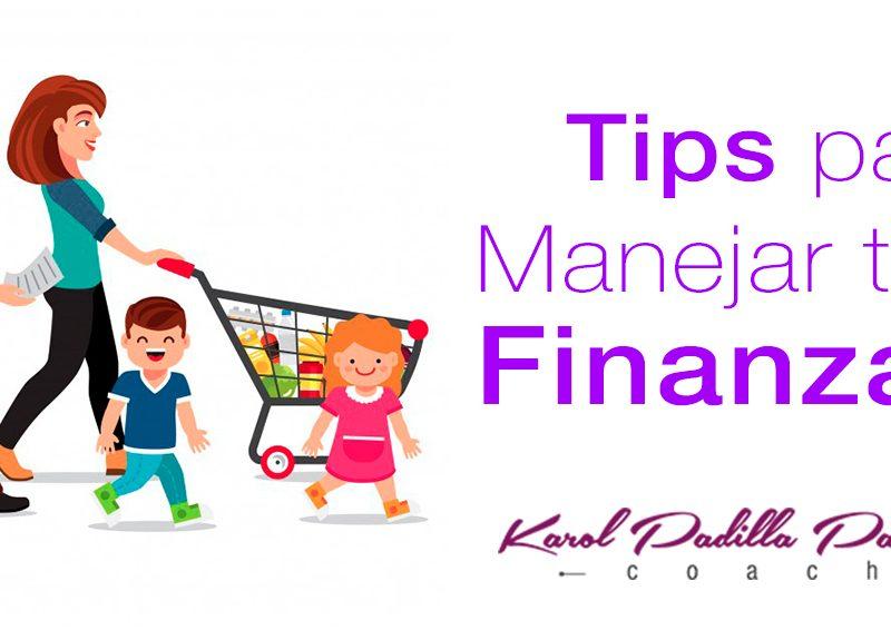 Maneja tu dinero y optimiza tus finanzas